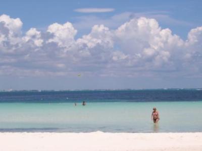 Wonderful Beach .
