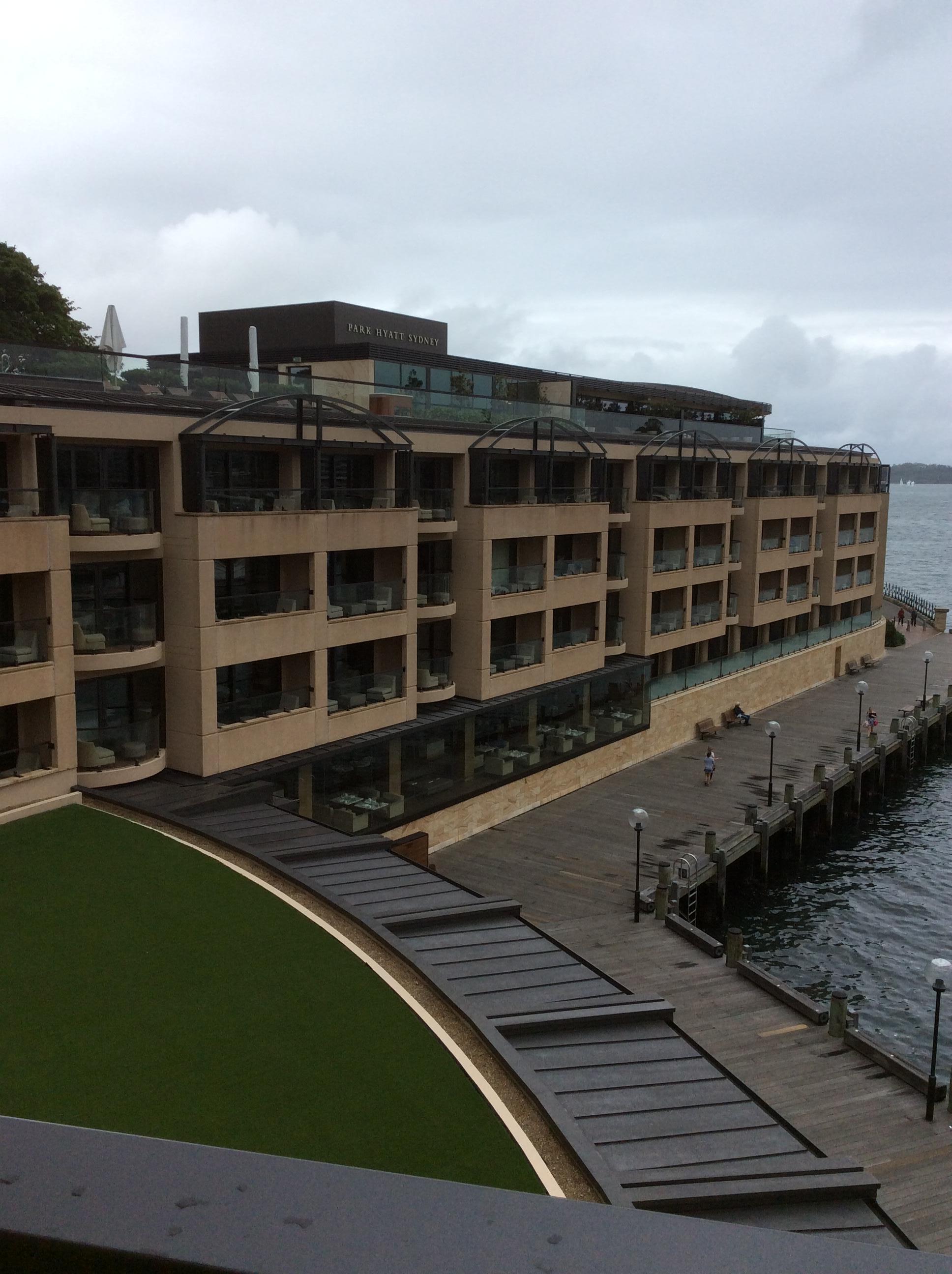 Park hyatt sydney deals reviews sydney and vicinity for Hotel park hyatt sydney