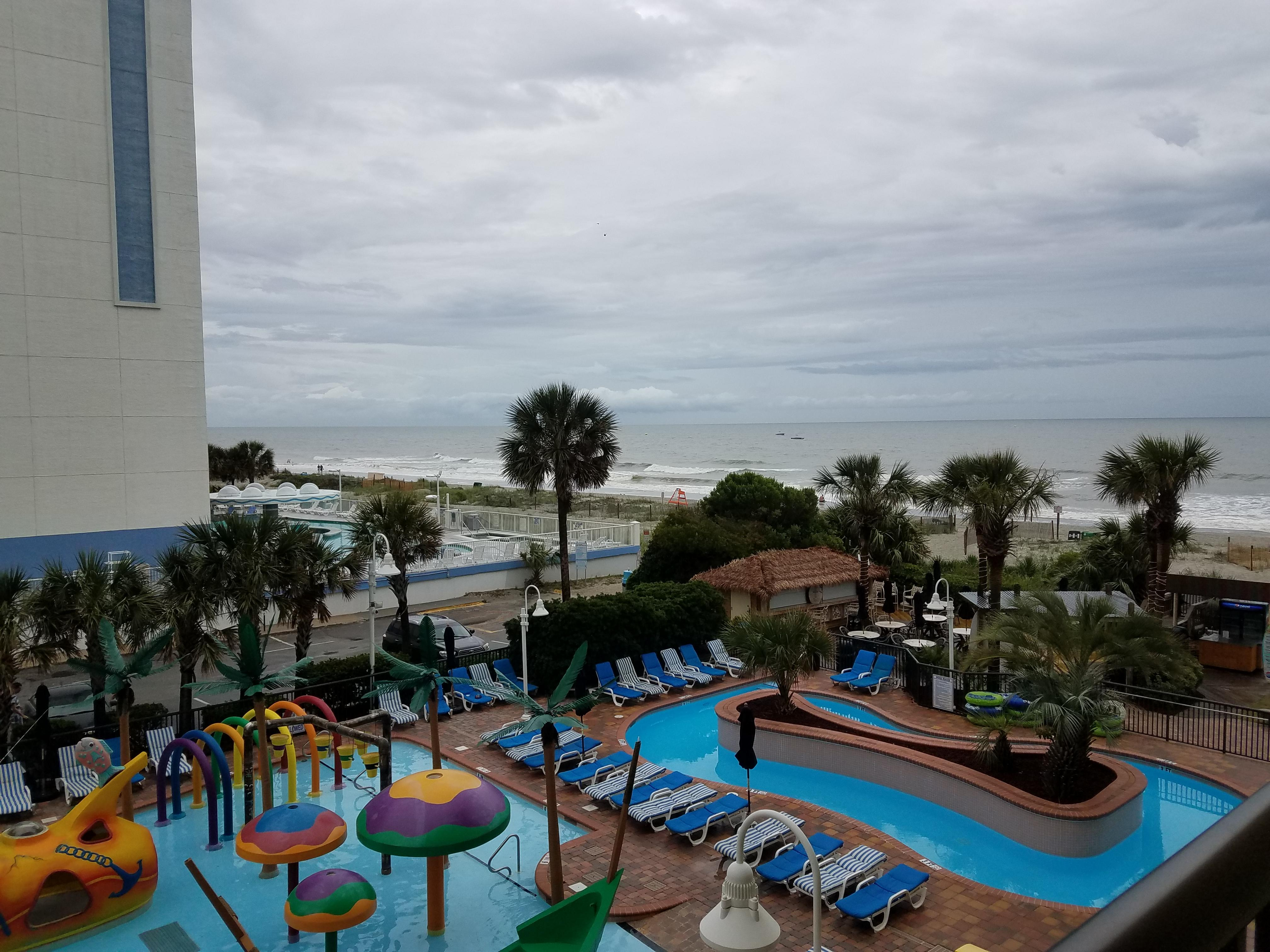 The view from the room