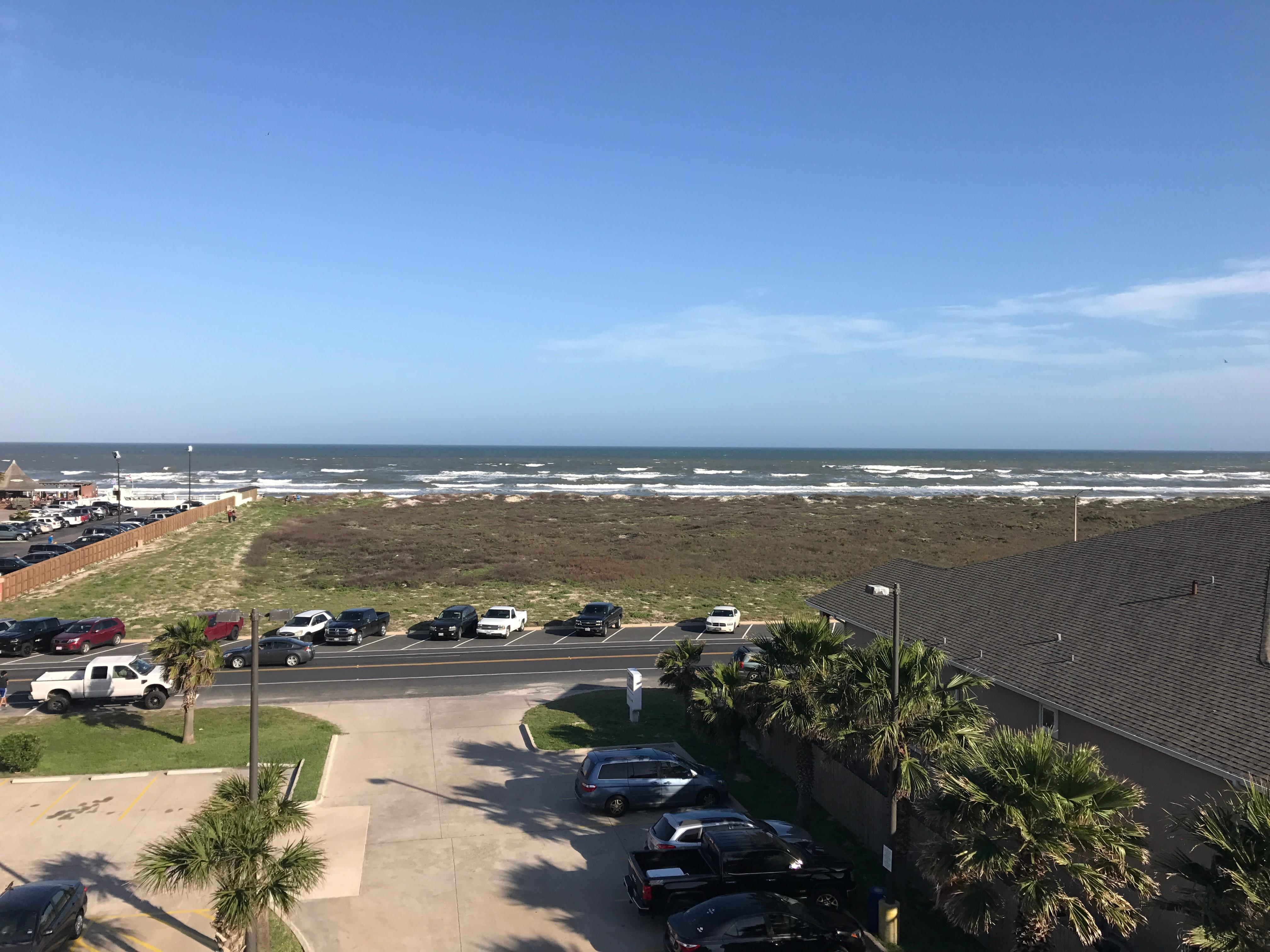 Our view from the room