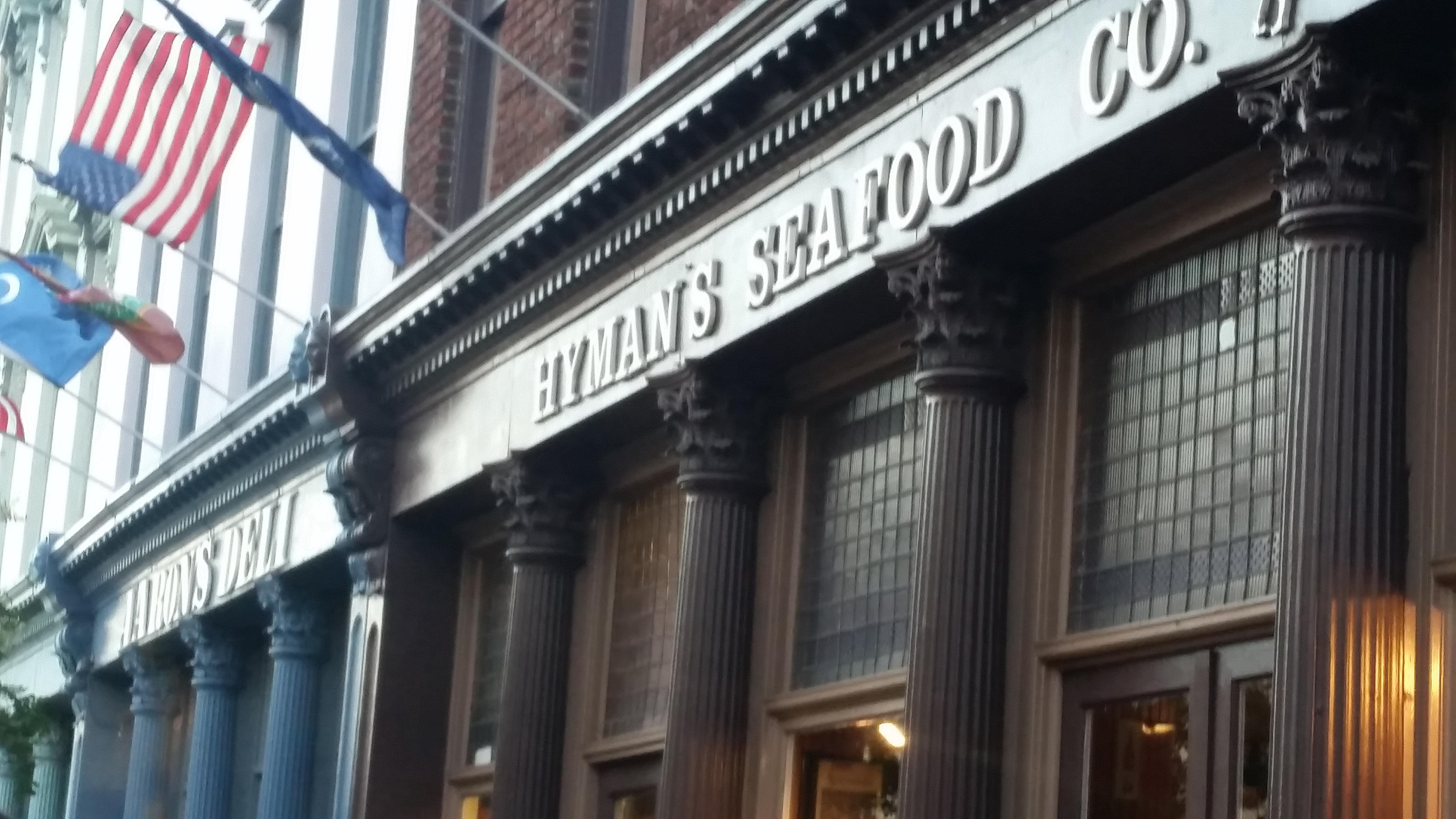 The best seafood!