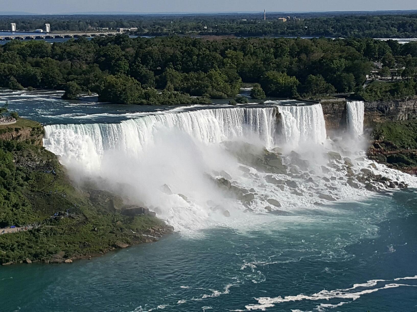 American Falls-From Room