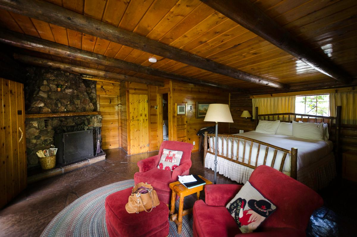 Our room, Cabin 11