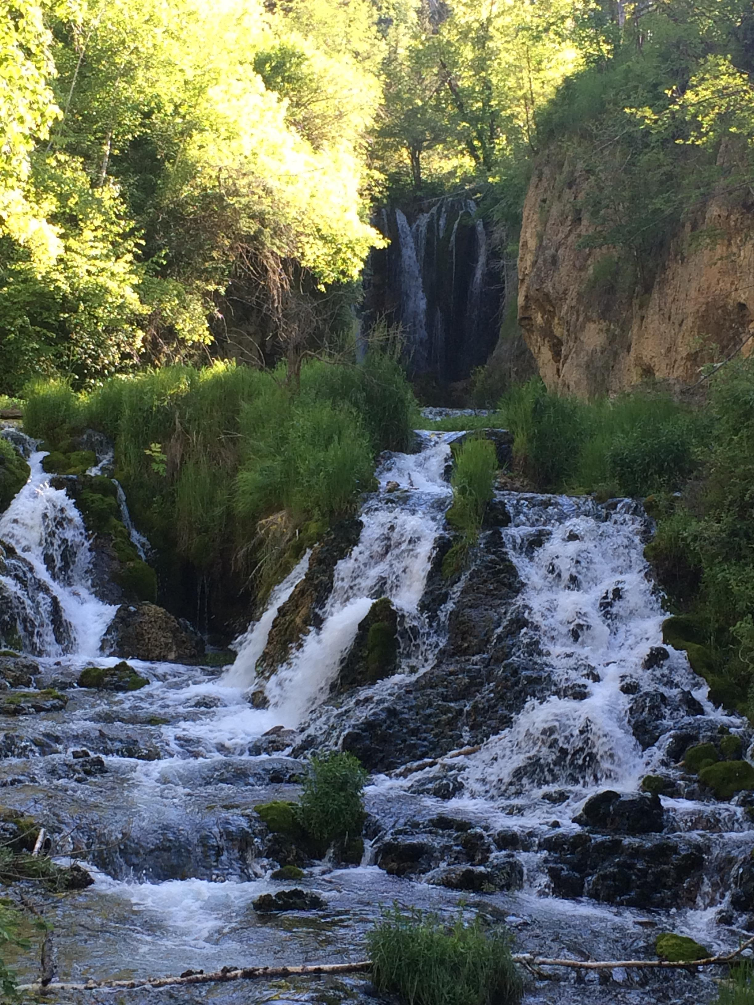 Roughlock Falls, Spearfish