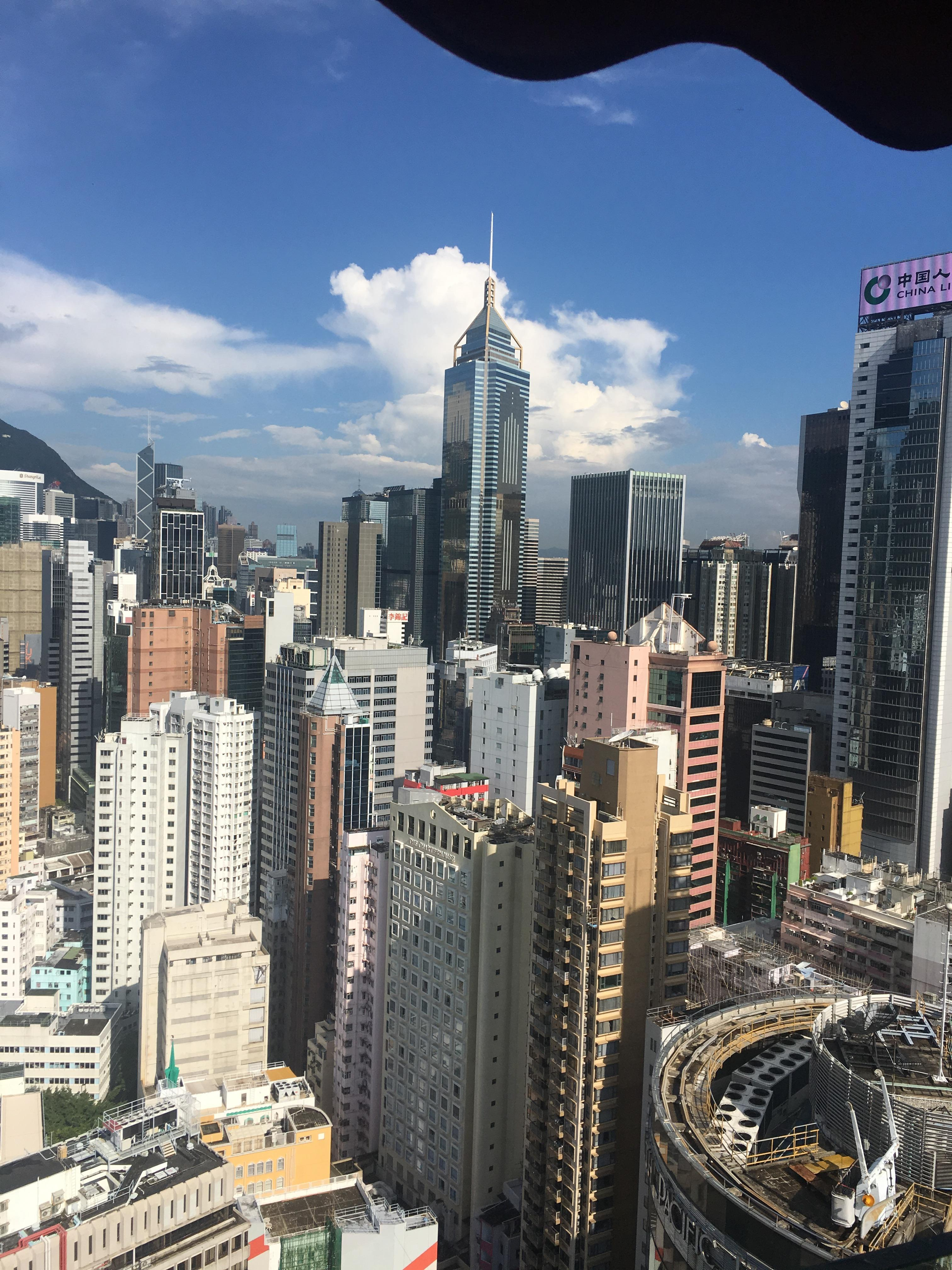 View from upper 39flr