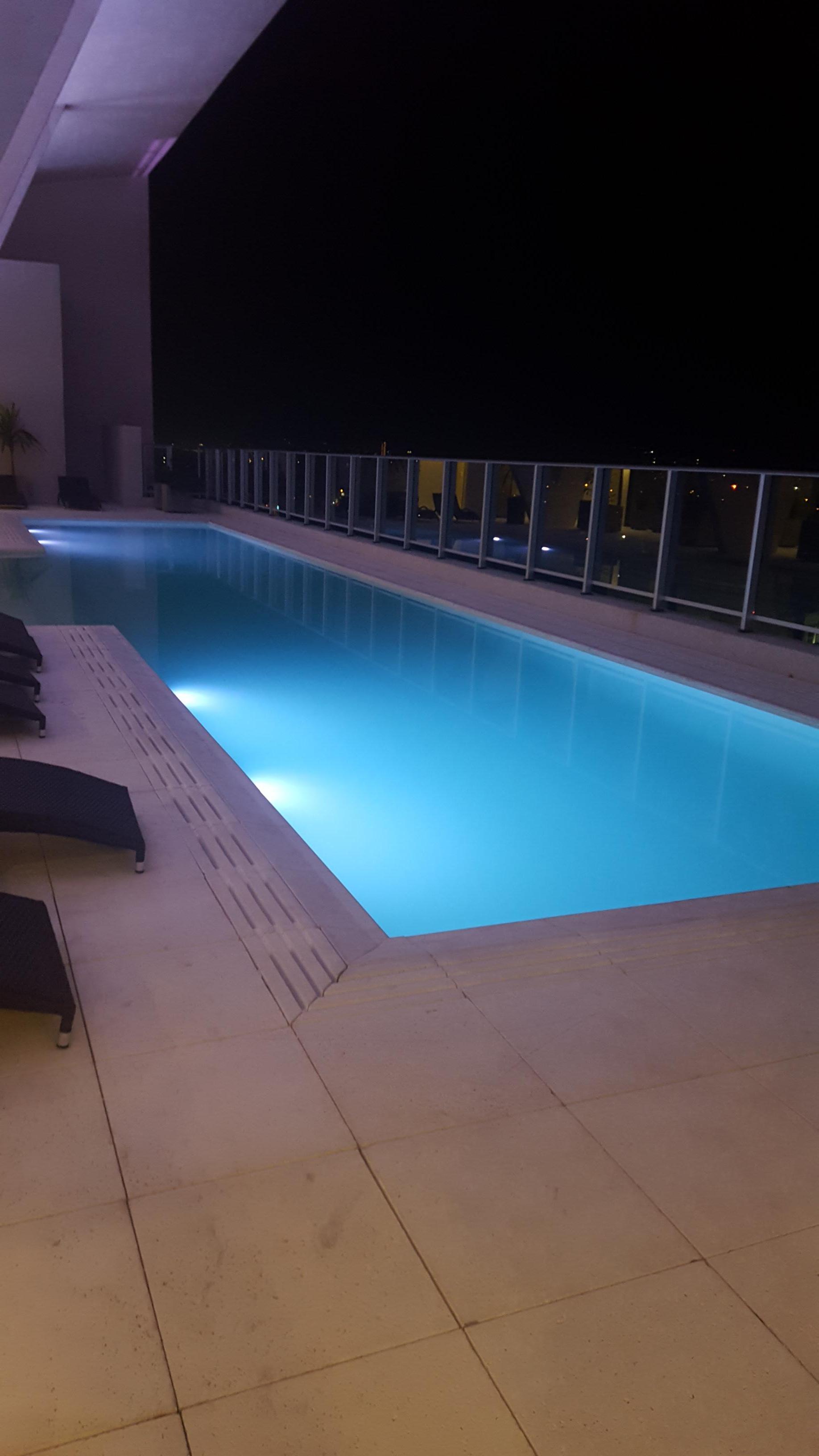 Pool on 15th floor