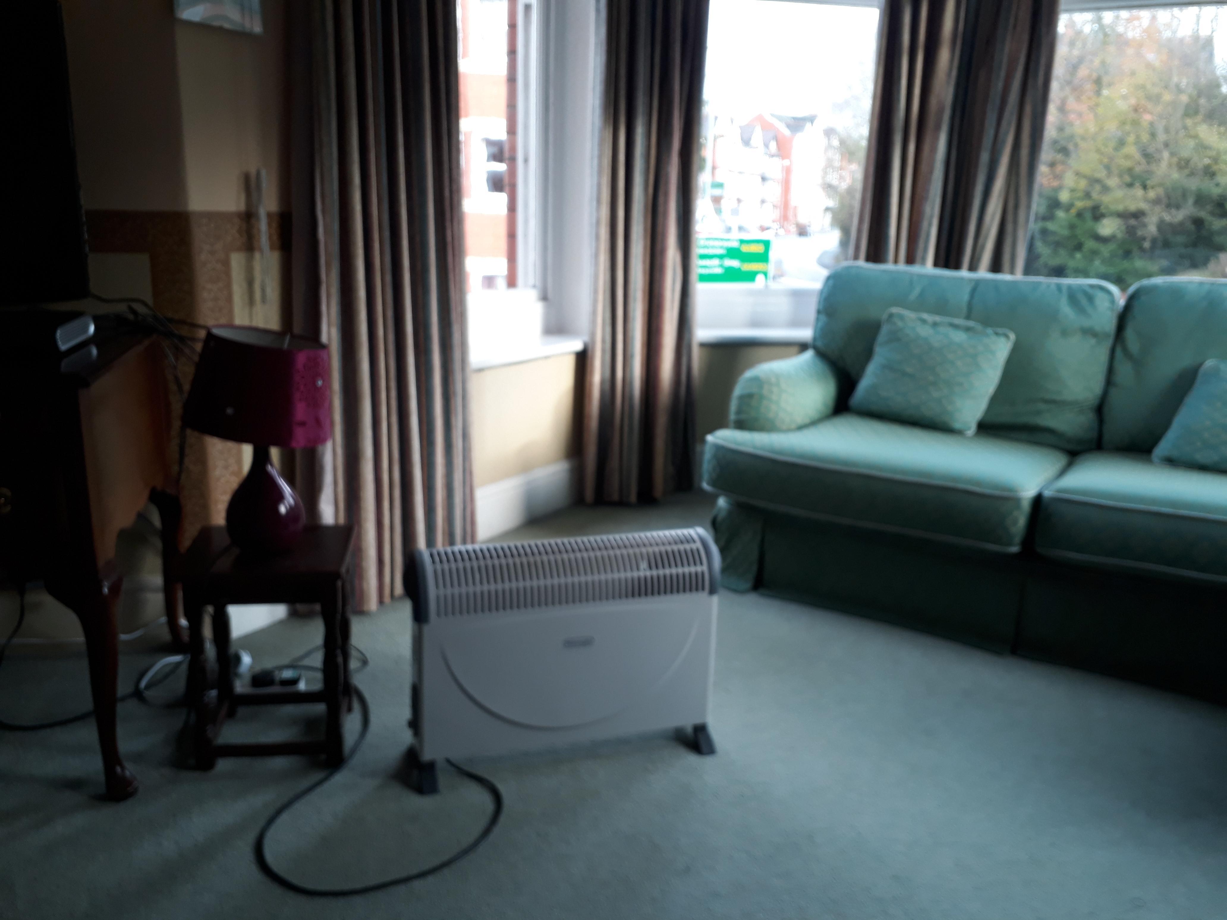 Room heating