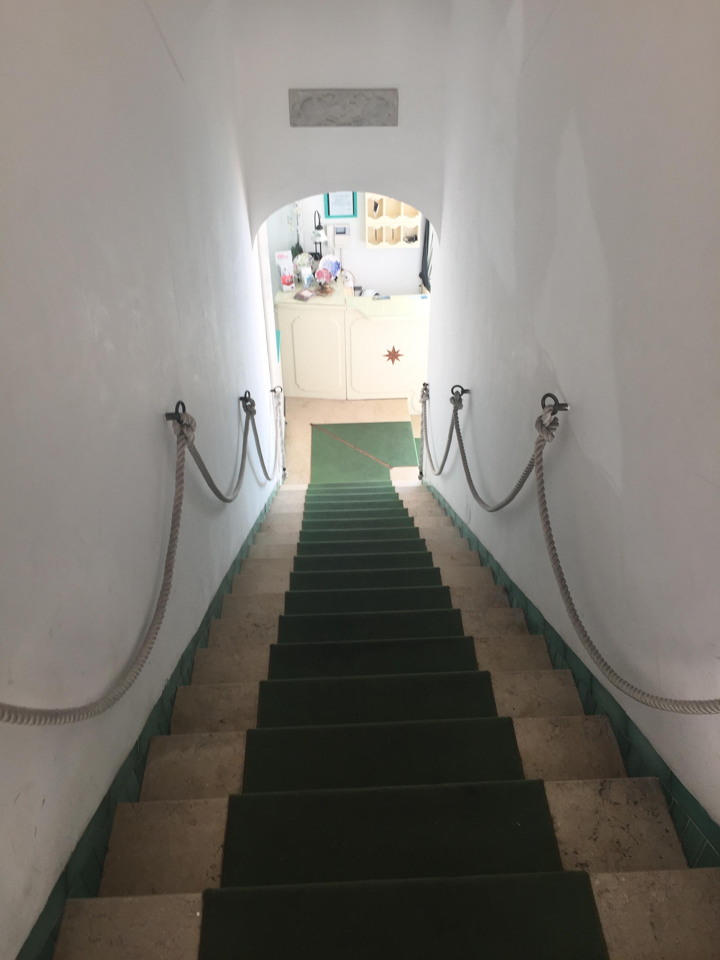 Entrance to La Ninfa