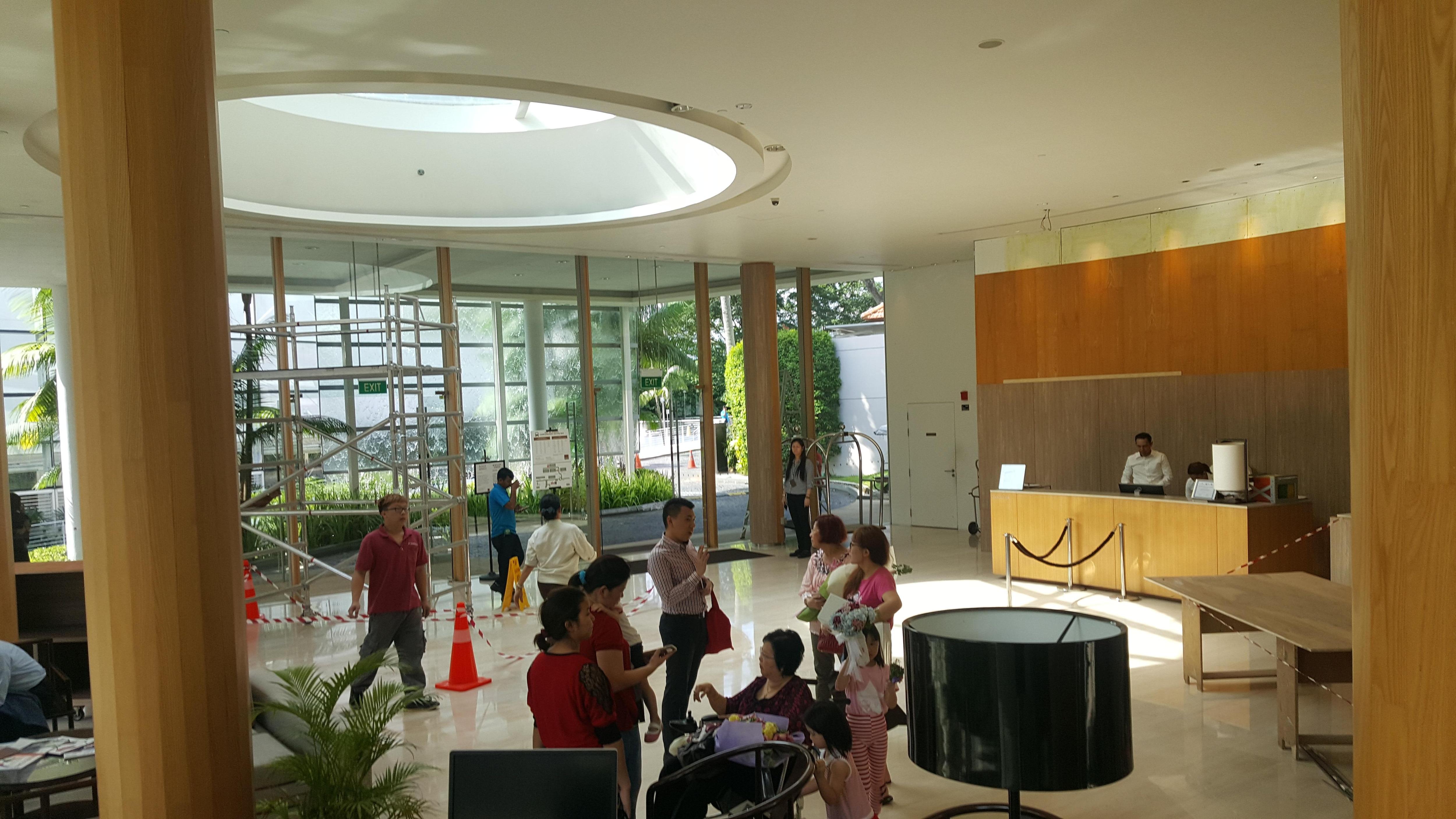 Amara Sanctuary Foyer