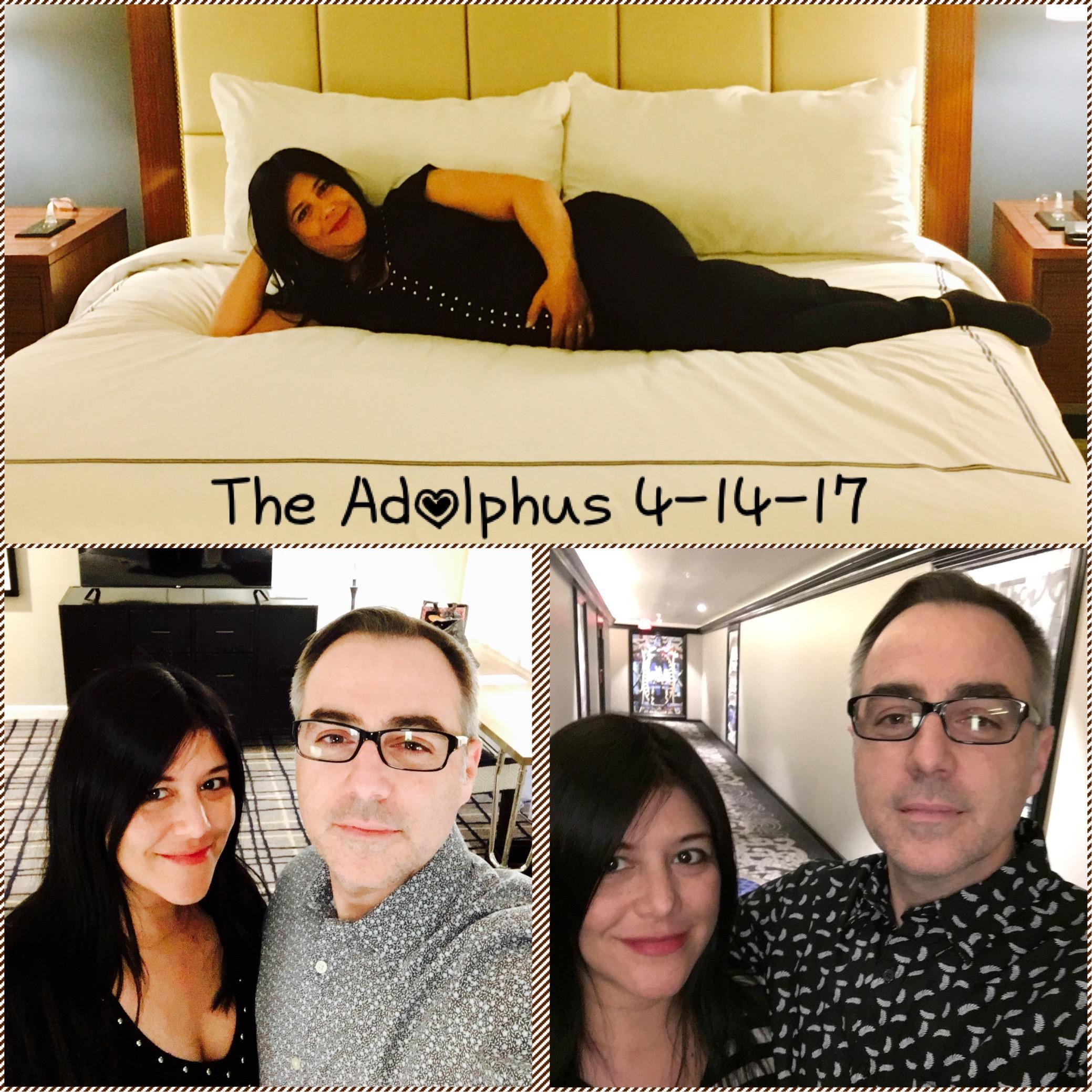 The Adolphus Experience