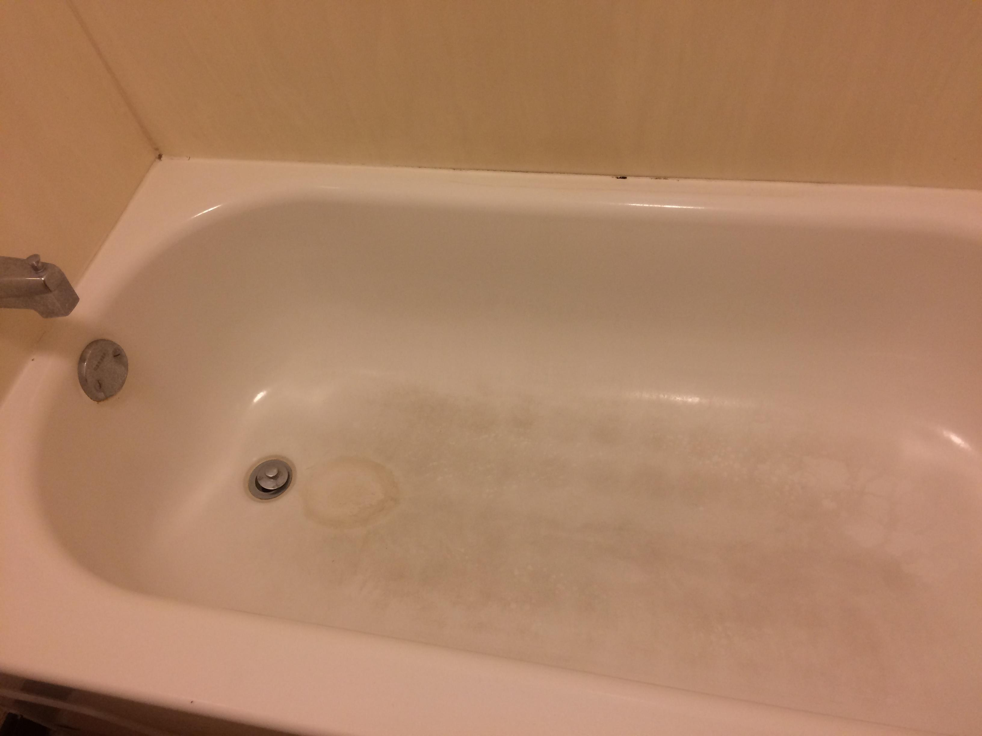 Bathtub Grime