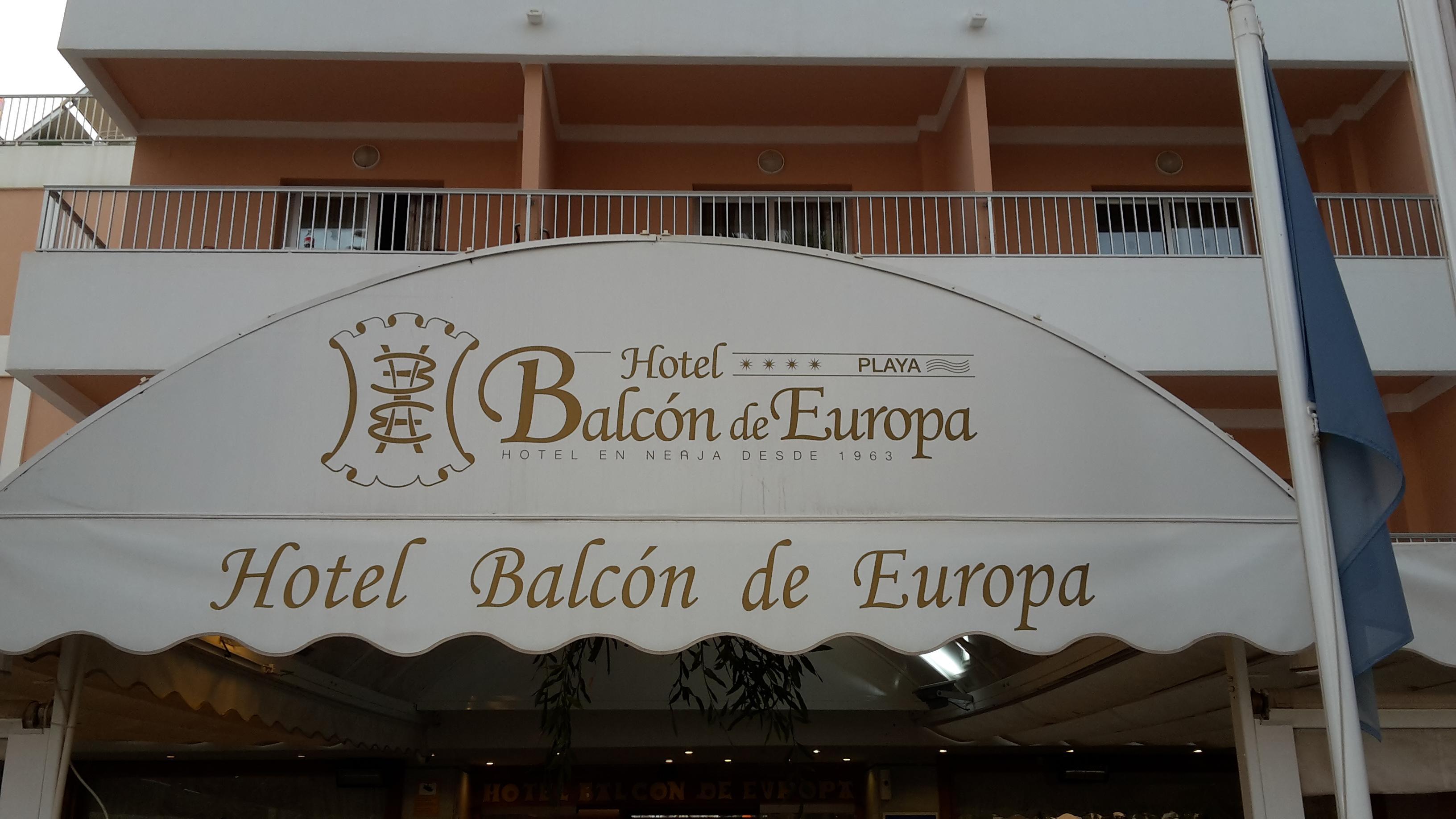 Hôtel Balcon de l'Europe