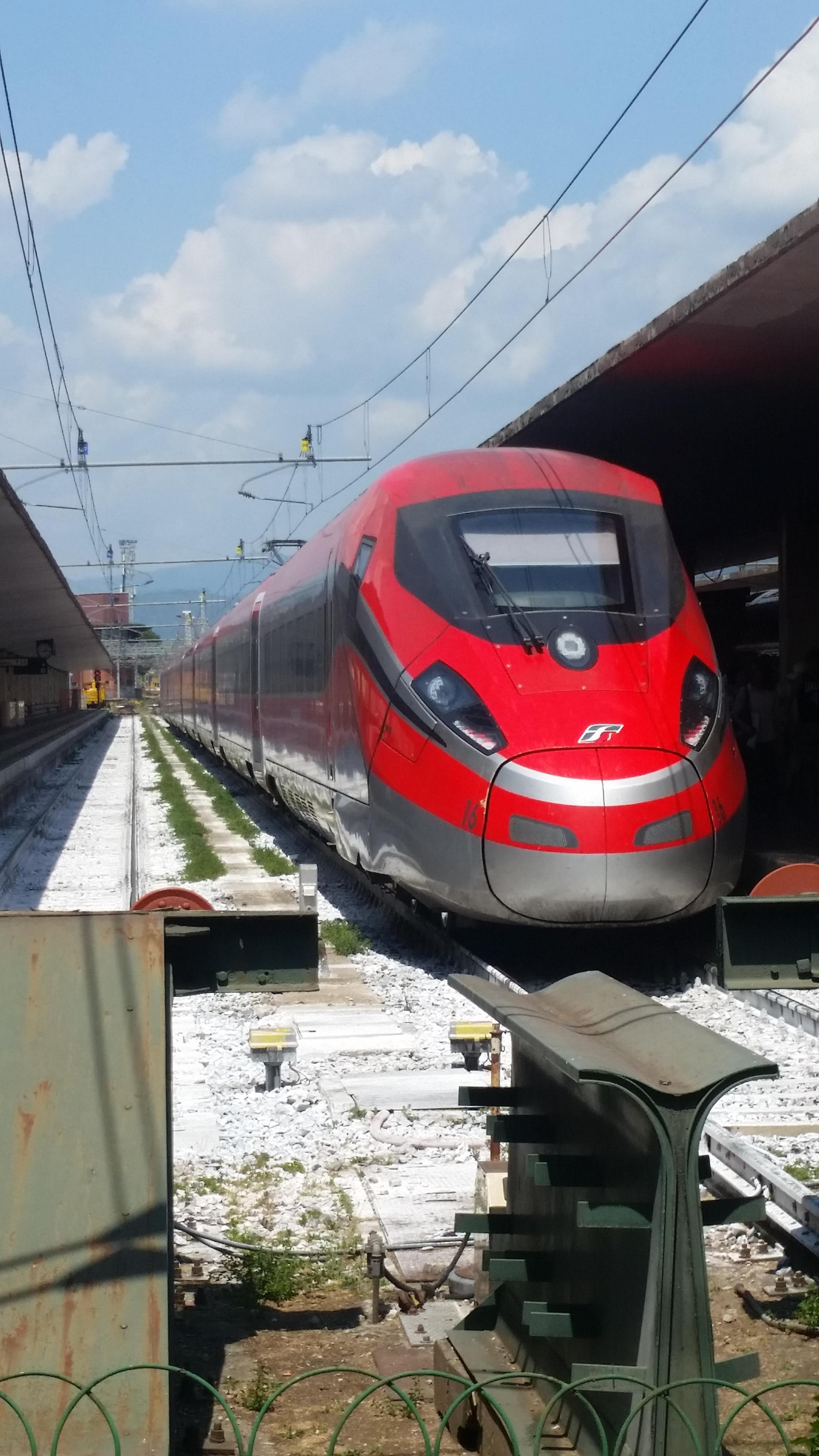 Trenitalia Termini Station