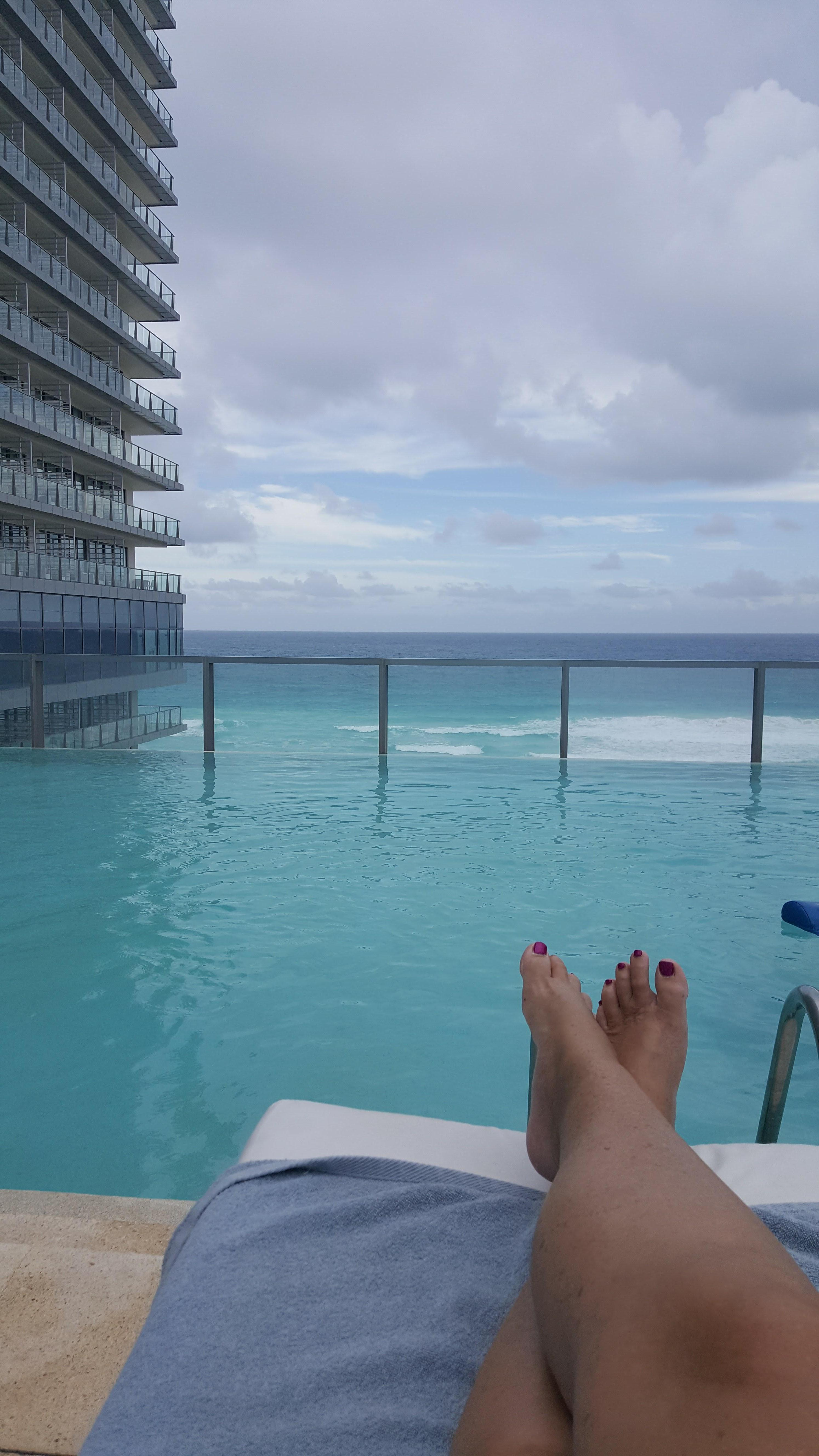 From the 12th Floor Pool