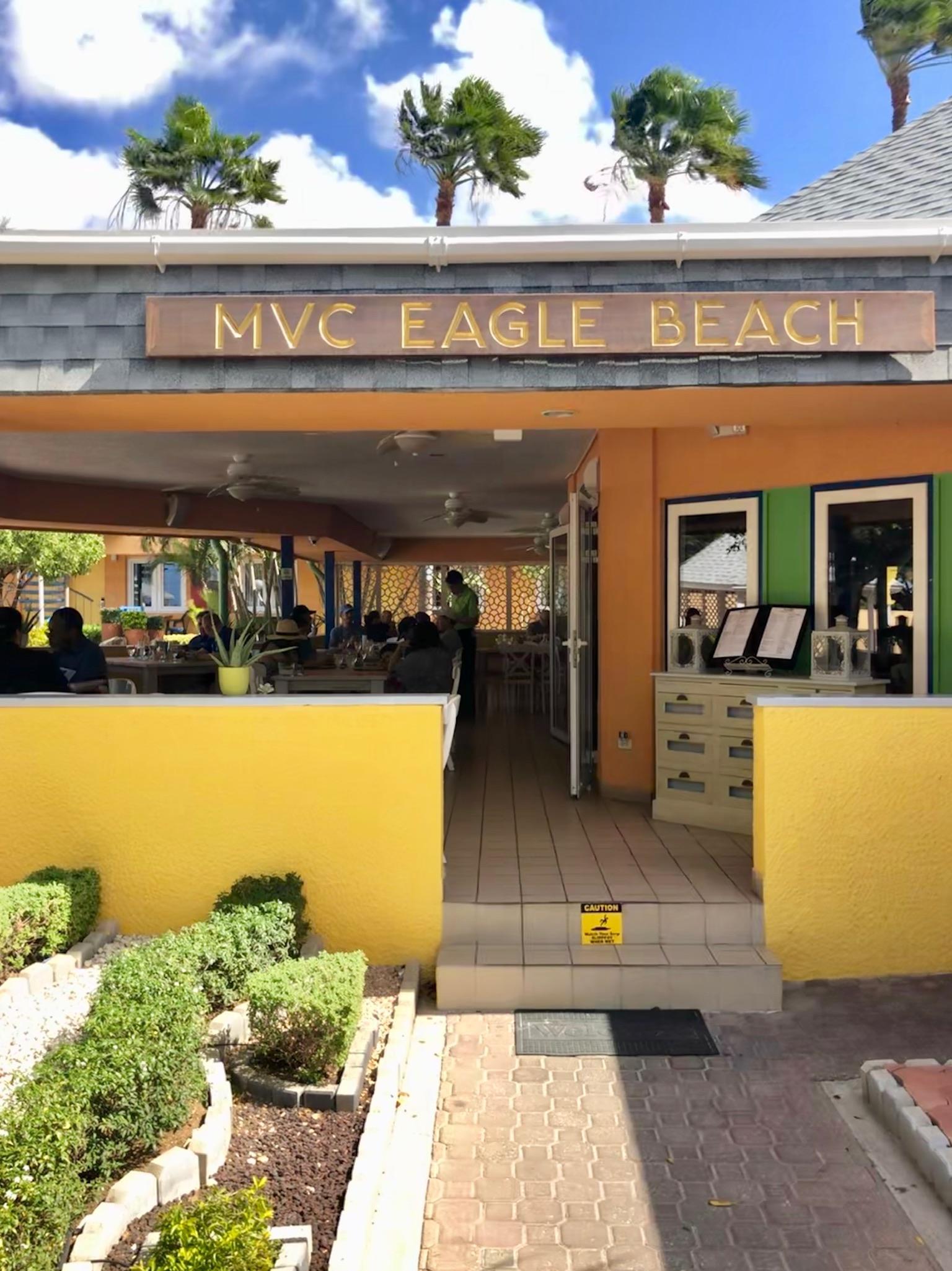 Mvc Eagle Beach In Oranjestad Hotel
