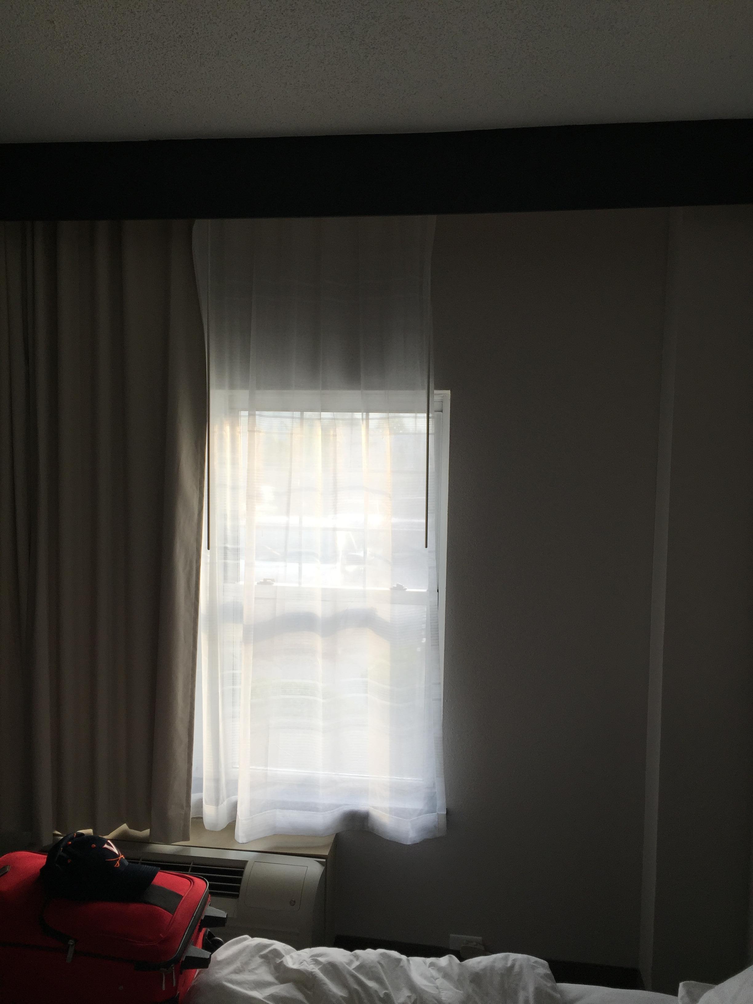Full shot of window.