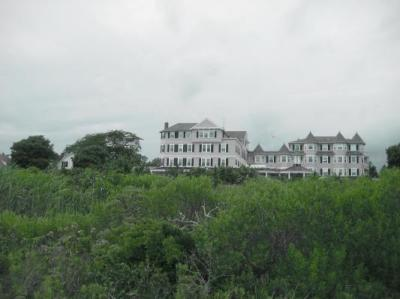 Hotel from the lighthouse