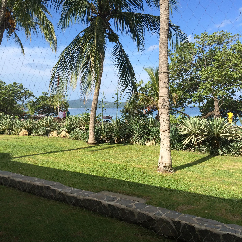 Flamingo Beach retreat