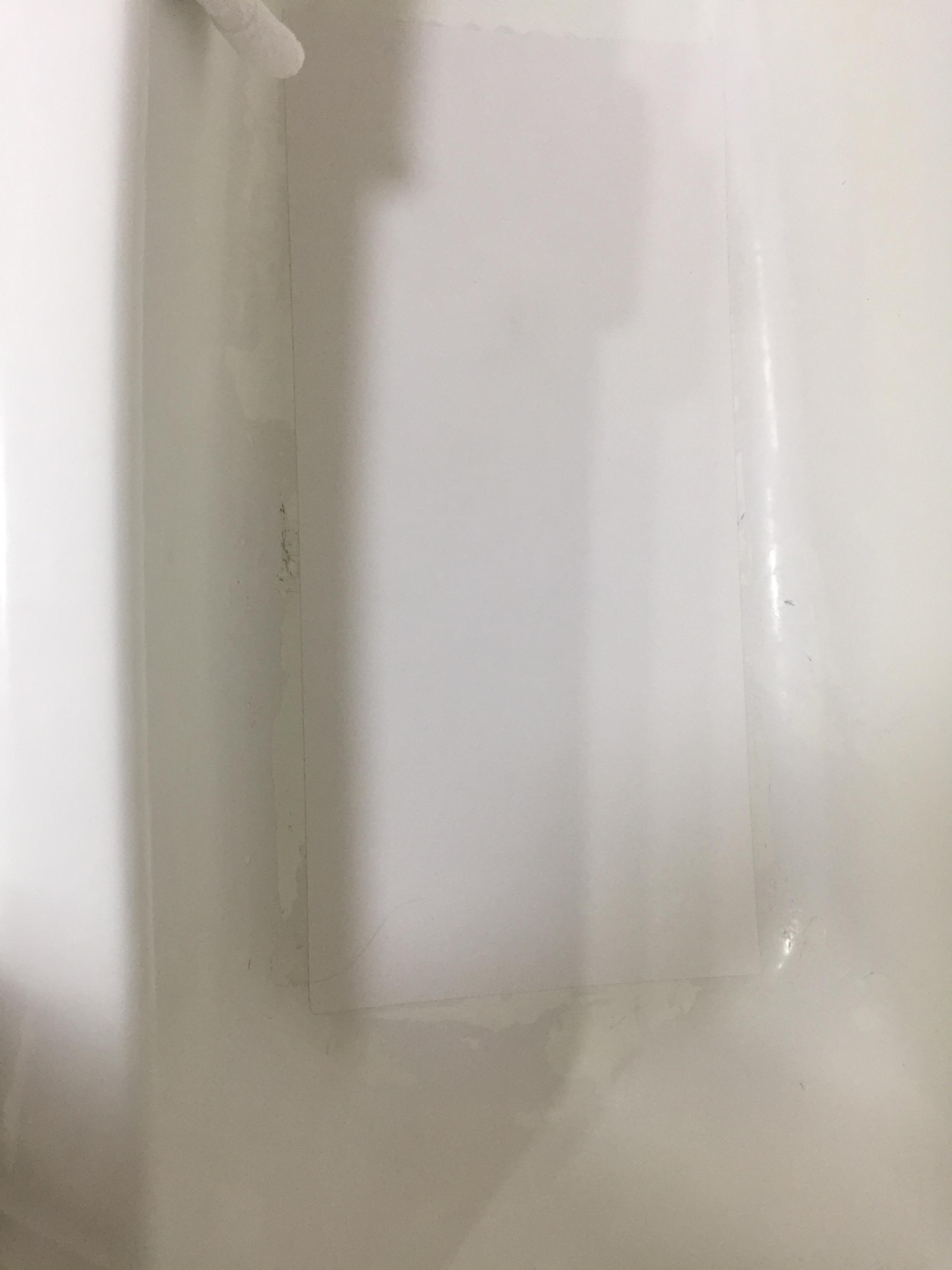 Nasty bathtub.