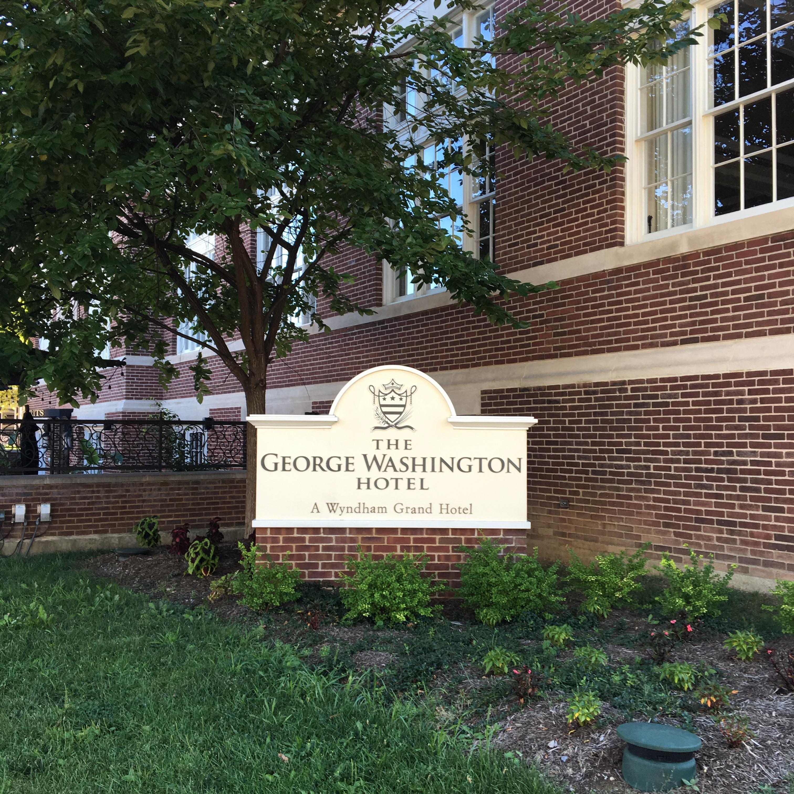 The George Washington Hotel A Wyndham Grand Hotel Winchester 98 Room Prices Reviews Travelocity